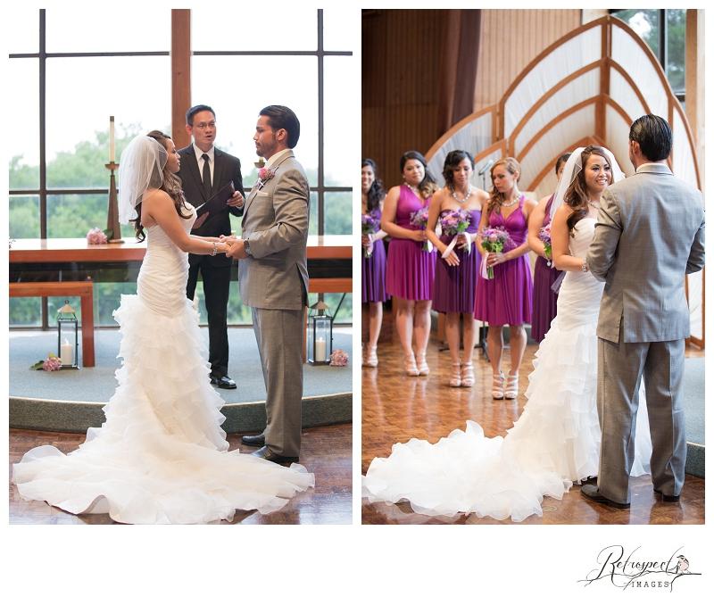 Meryll Brandon Snow Building Oakland Wedding Photographer Retrospect Images