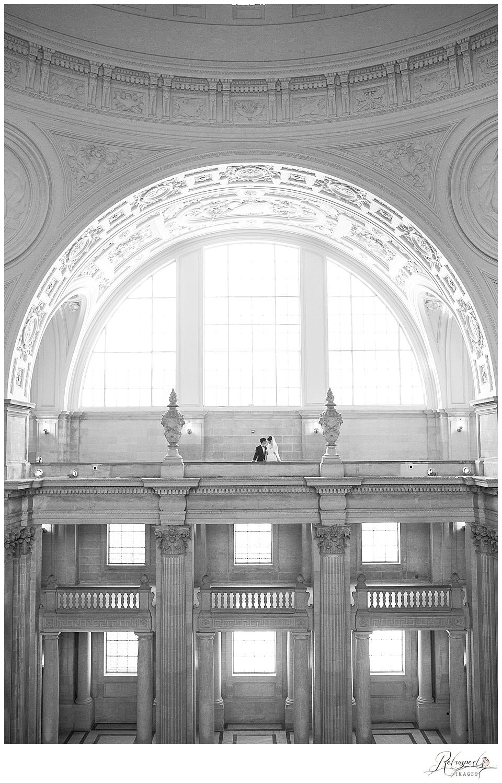 Yan Zi San Francisco City Hall Wedding Photography