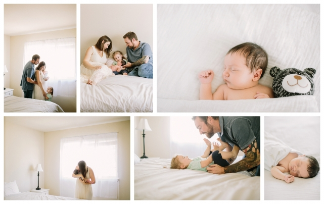 Lifestyle Newborn Photography Near Me